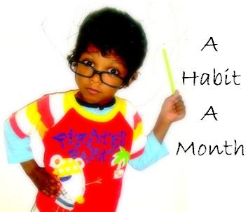 A Habit a Month