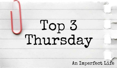 Top 3 Thursday